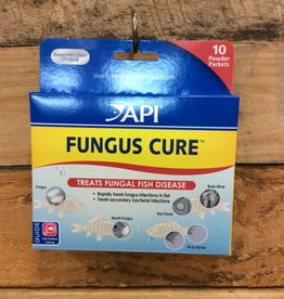 Api - Mars Fish Care API 10 PK. FUNGUS CURE POWDER PACKETS
