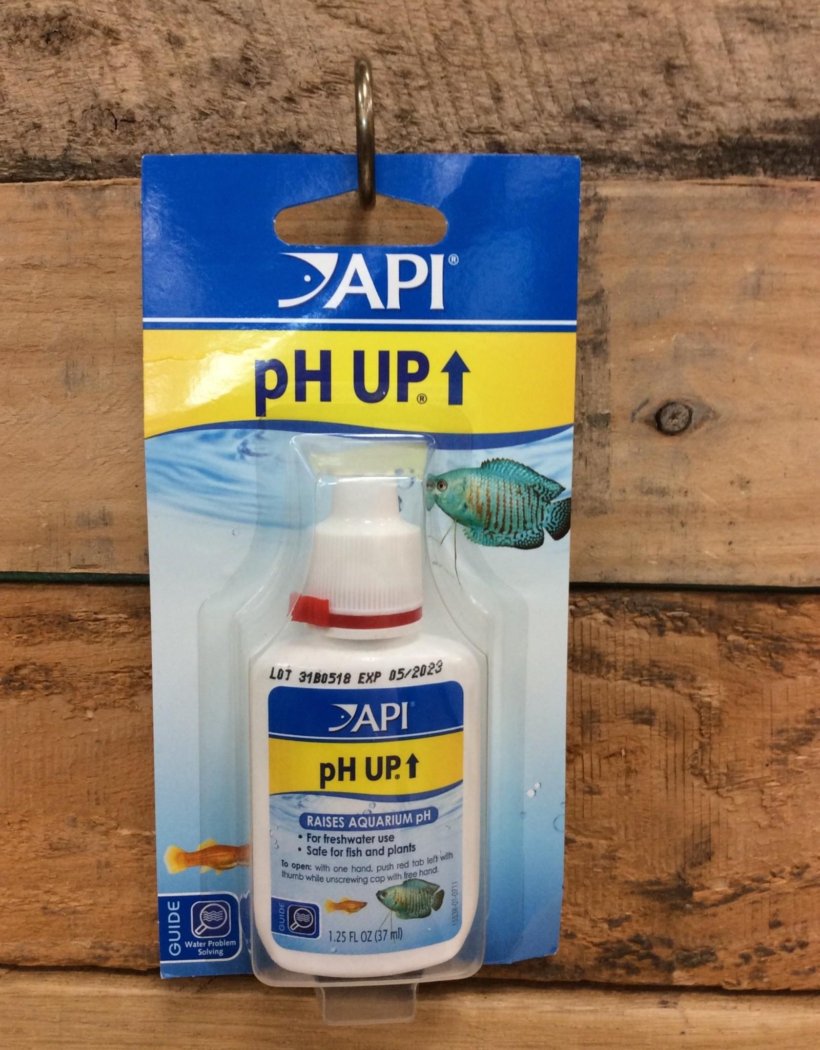 Api - Mars Fish Care API 1.25 OZ. PH UP