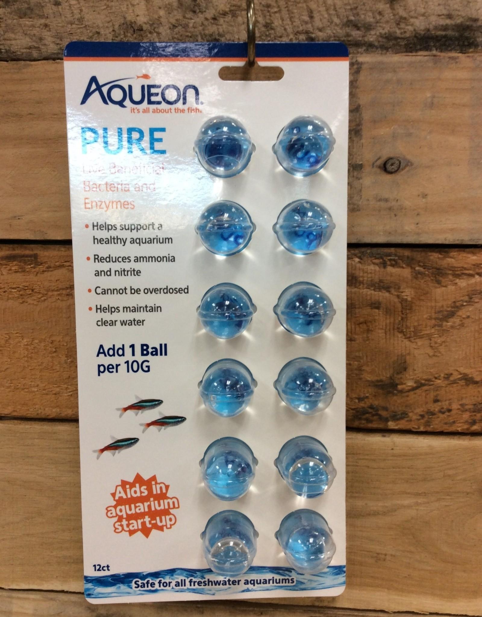 Aqueon Aqueon Pure 10 Gallon Dose 12pk