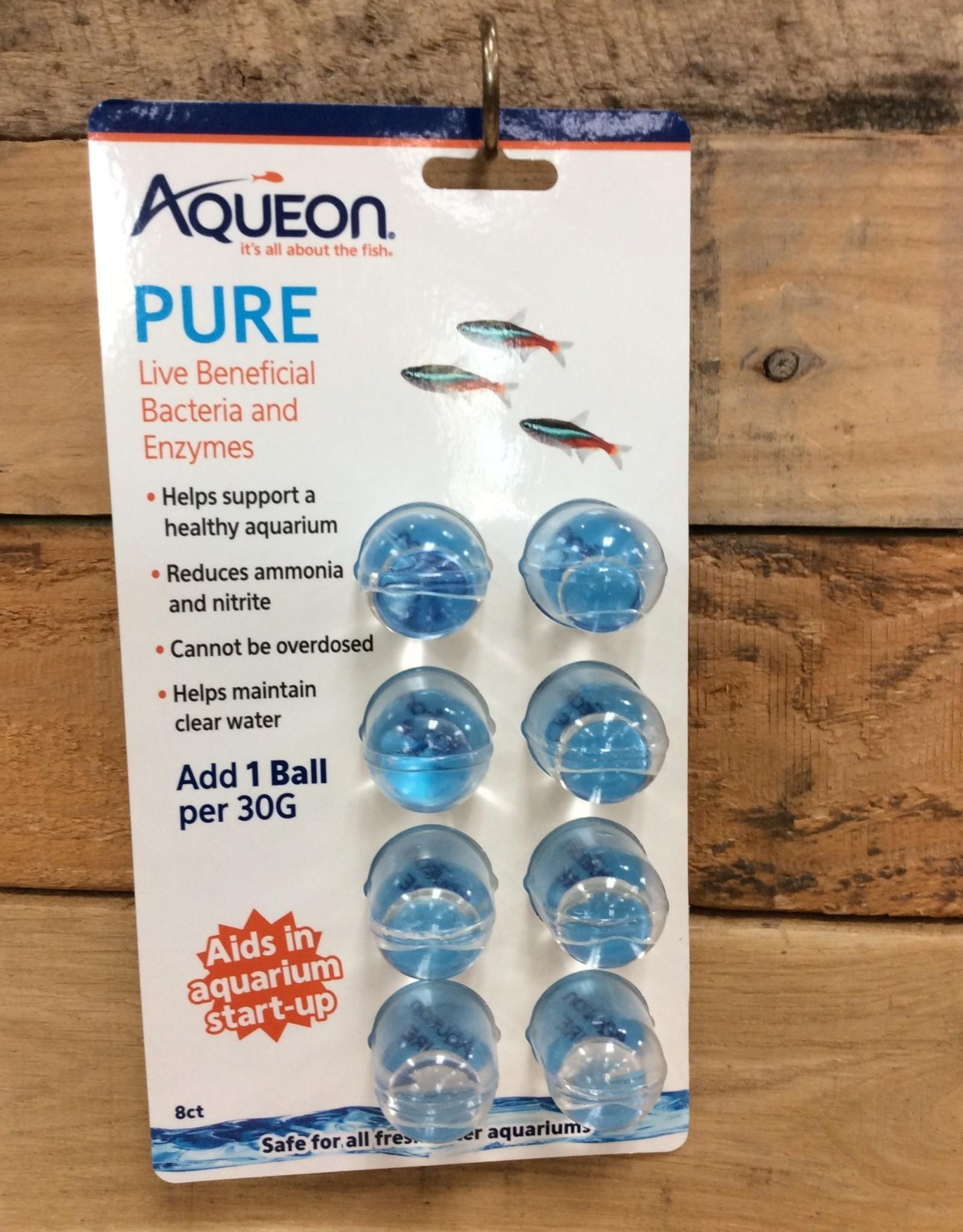 Aqueon Aqueon Pure 30 Gallon Dose 8pk