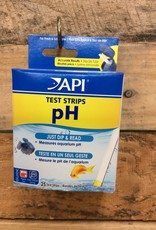 Api - Mars Fish Care API 25 CT. PH AQUARIUM TEST STRIPS