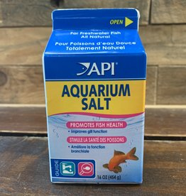 Api - Mars Fish Care API 16 OZ. AQUARIUM SALT