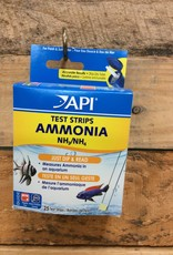Api - Mars Fish Care API 25 CT. AMMONIA AQUARIUM TEST STRIPS