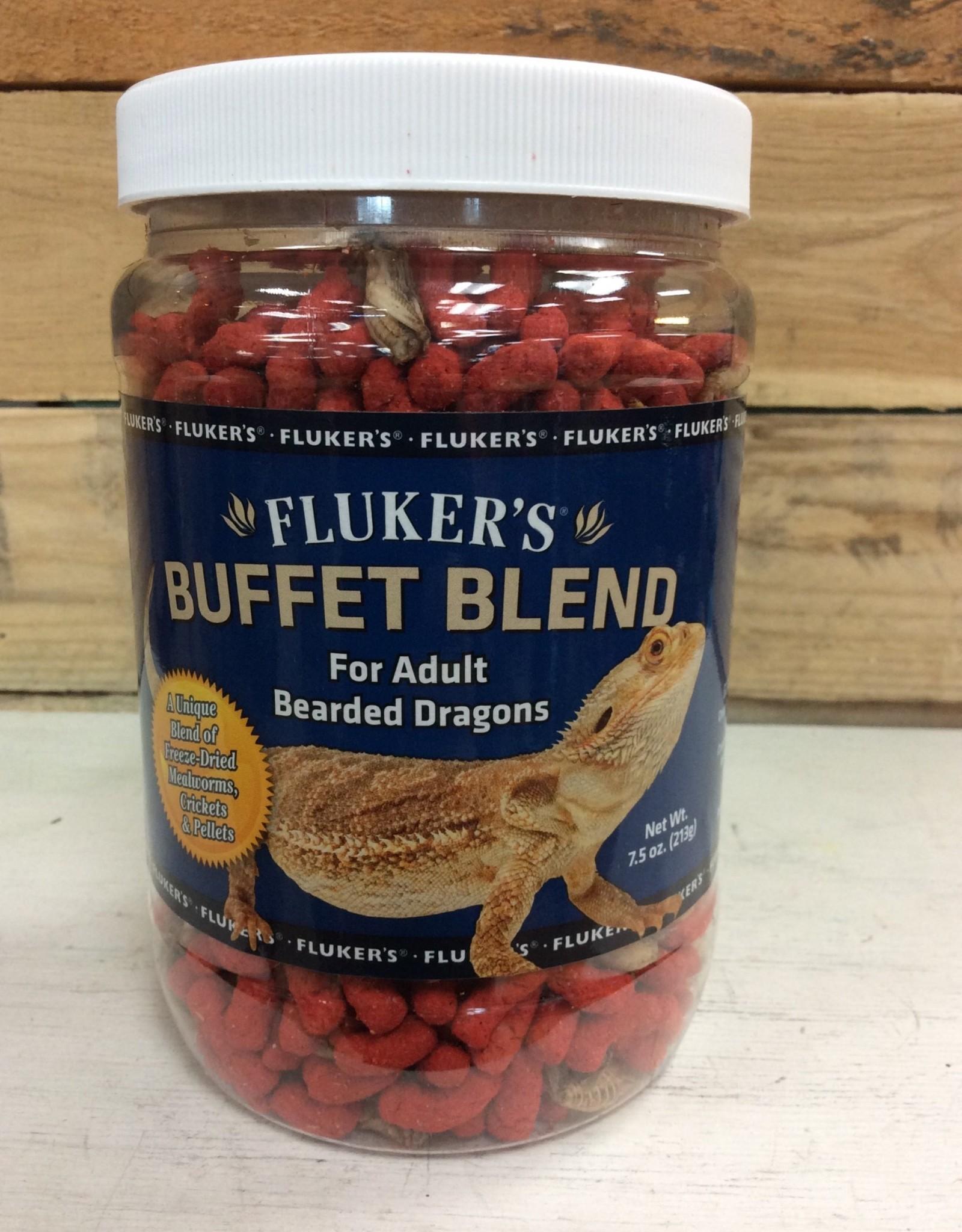 Fluker 7.5 OZ. BUFFET BLEND ADULT BEARDED DRAGON