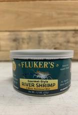 Fluker FARMS  1.2oz canned river shrimp