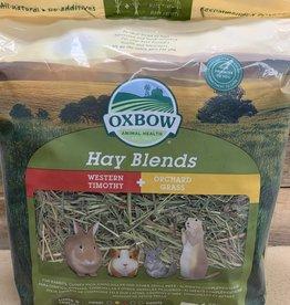 OXBOW ANIMAL HEALTH oxbow Hay 40oz western/orchard blend