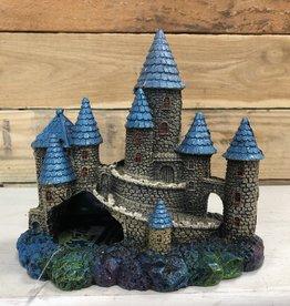 Blue Ribbon Blue Spire Castle