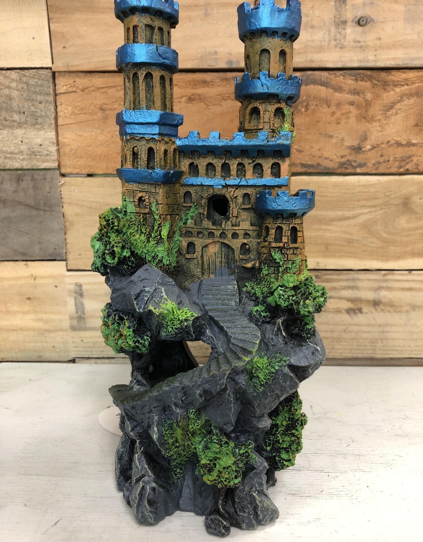 Blue Ribbon Pets Blue Ribbon Medieval Tall Castle