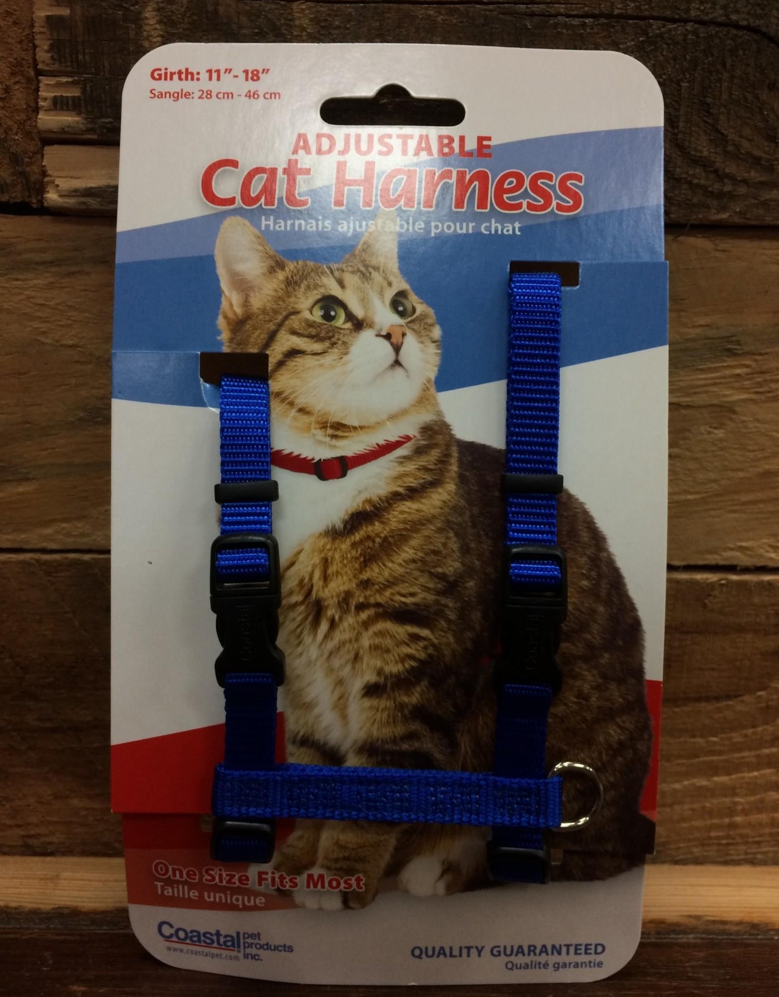 Coastal Pet Products Coastal Cat adjustable Harnesses