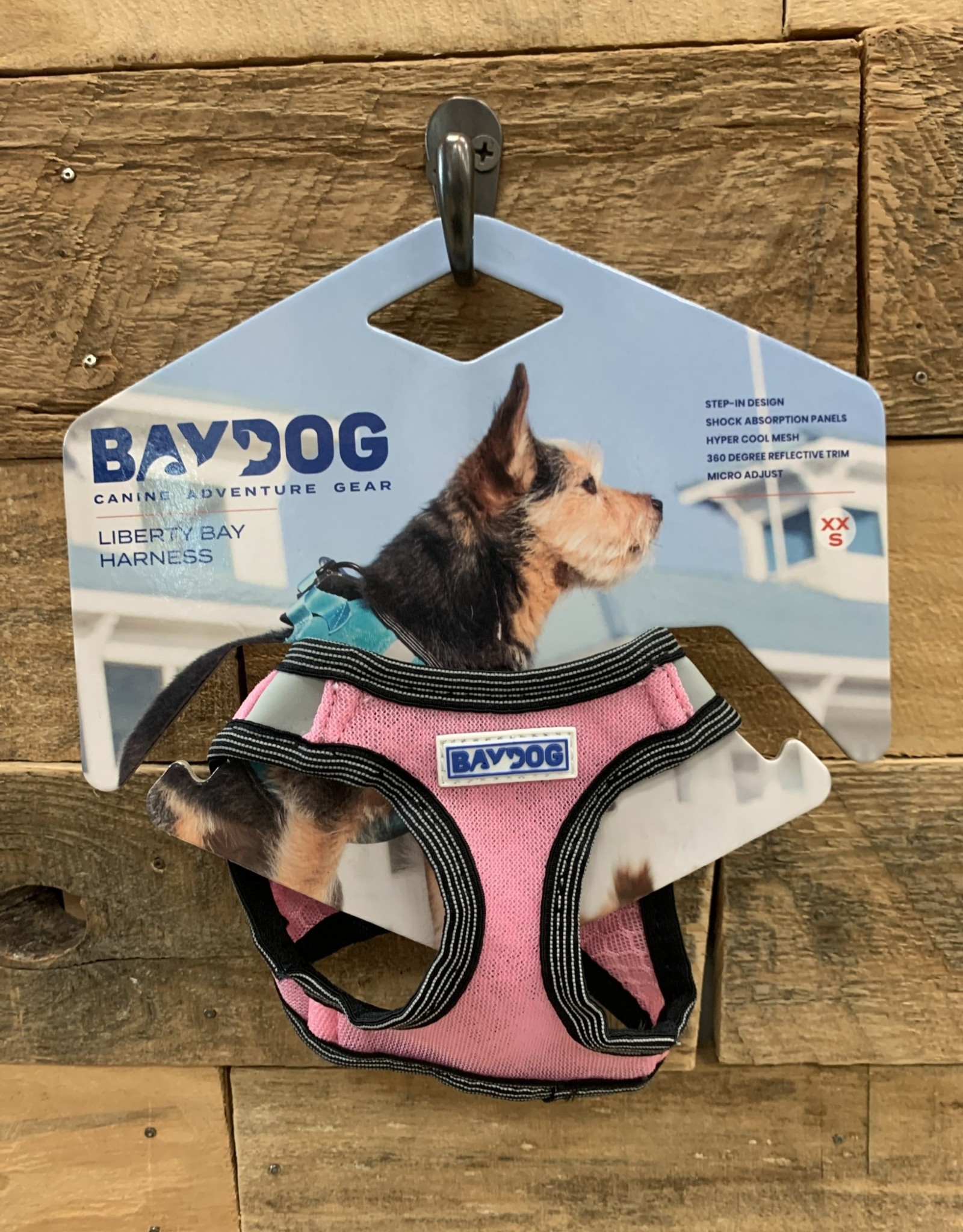 Baydog Baydog XX-Small Liberty Harness - 6 colors