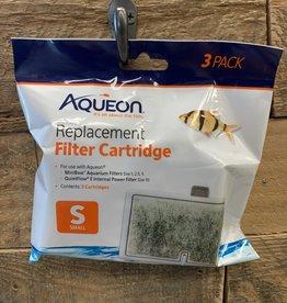 Aqueon Aqueon  Small Cartridges 3pk