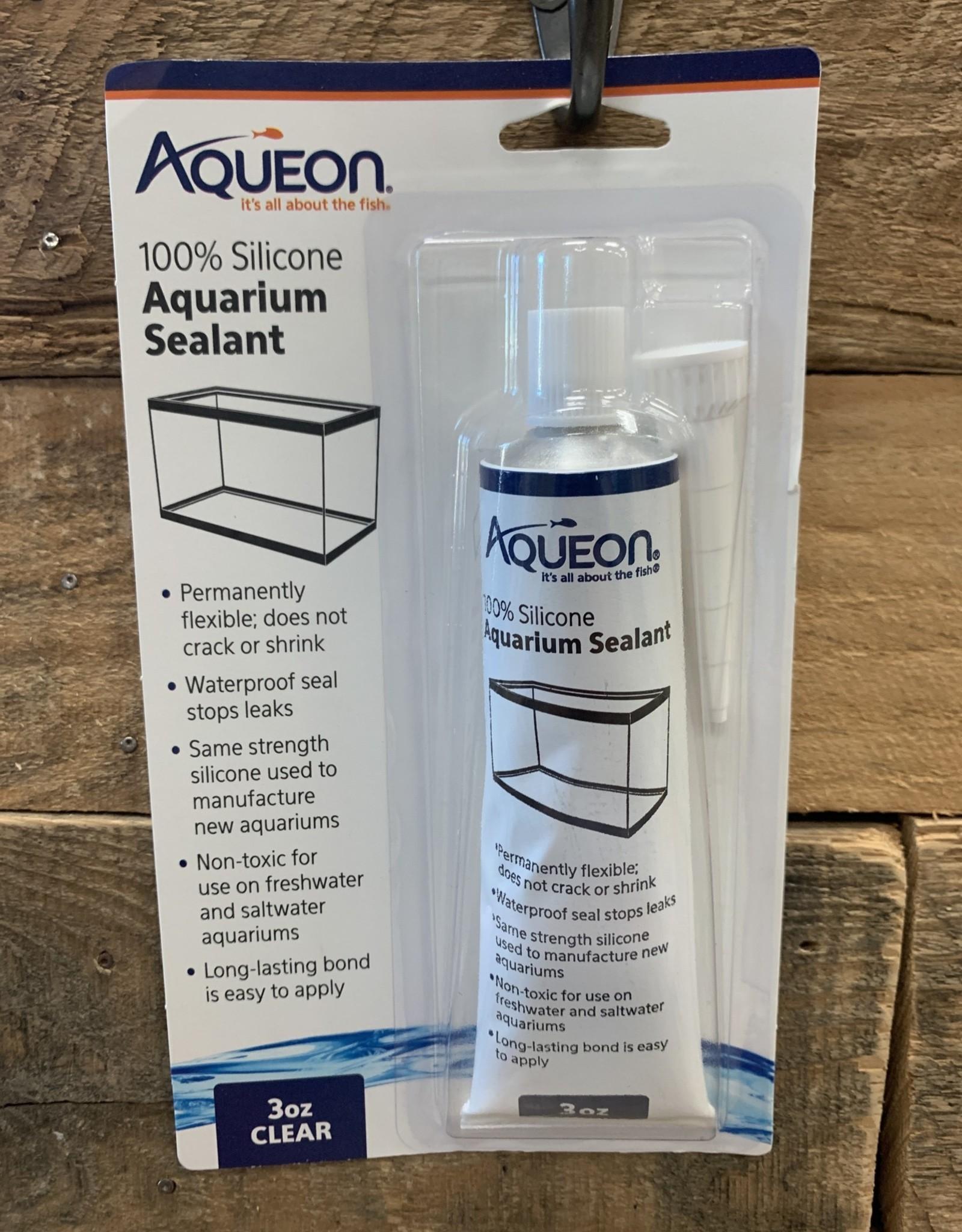 Aqueon Aqueon SILICONE TUBE - CLEAR 3oz