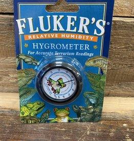 FLUKER FARMS HYGROMETER