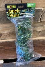 """Hagen Exo Terra Plastic Terrarium Plant, Medium, """"Croton"""