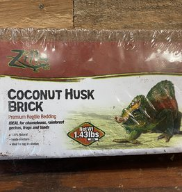 Zilla COCONUT HUSK BRICK - LITTER
