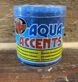 ZOOMED .5 LB. AQUA ACCENTS BLUE SAND