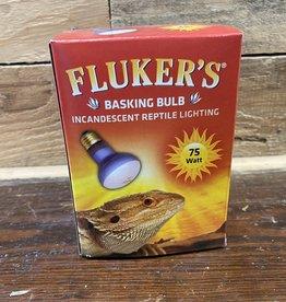 Fluker's Basking Spotlight Bulb White 75w