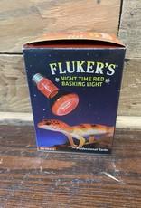 Fluker Red Spotlight Bulb 50W.