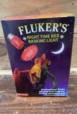 Fluker Red Spotlight Bulb 150w.