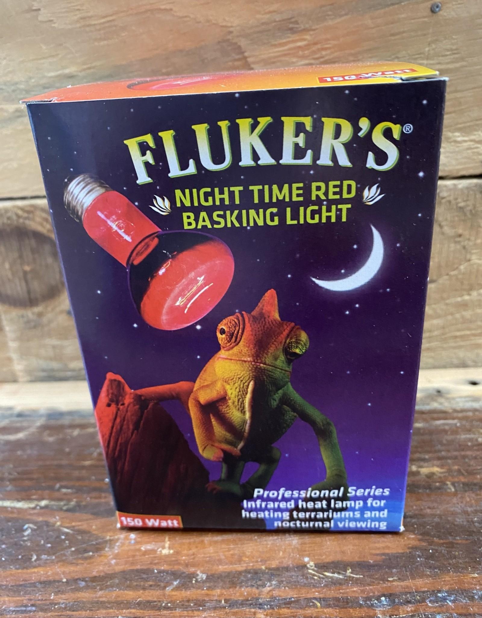 Fluker FARMS 150 W. RED SPOTLIGHT BULB