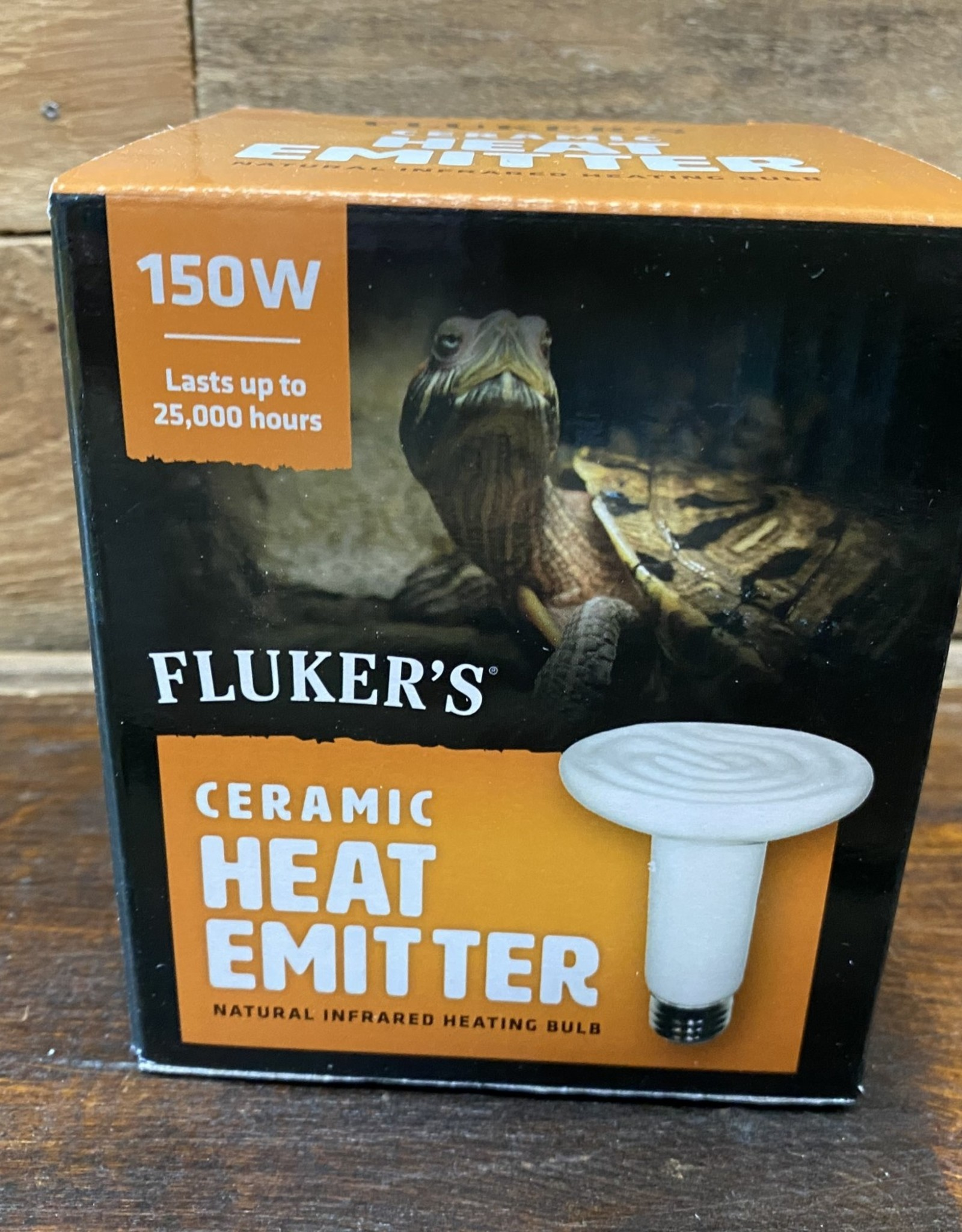 FlukerFARMS  150 W. CERAMIC HEAT EMITTER