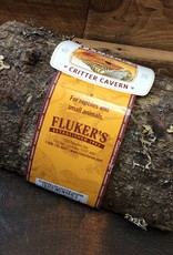 FLUKER FARMS LG. HALF LOG