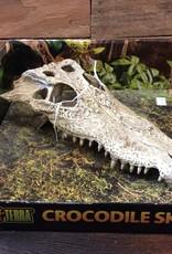 Hagen Exo Terra Terrarium Decor, Crocodile Skull