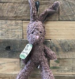 Spunky Pup Organic Cotton Bunny - Assorted Large