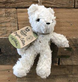 Spunky Pup Organic Cotton Bear - Assorted Small
