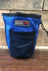 Dogline Dogline Beta Treat Bag - Blue