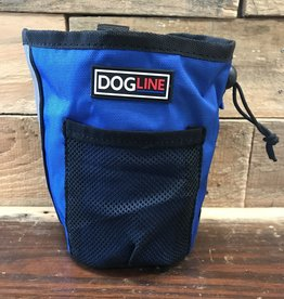 Dogline Dogline Beta Treat Bag - Blue