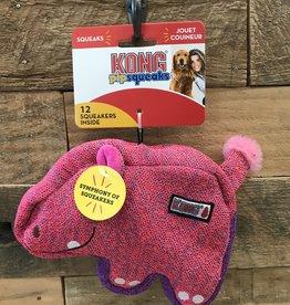 Kong Pipsqueaks Hippo Med.