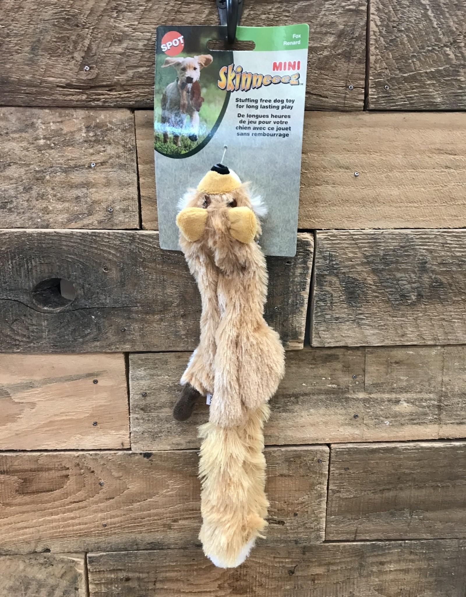 "Ethical Skinneeez Plush Fox Mini 15"""