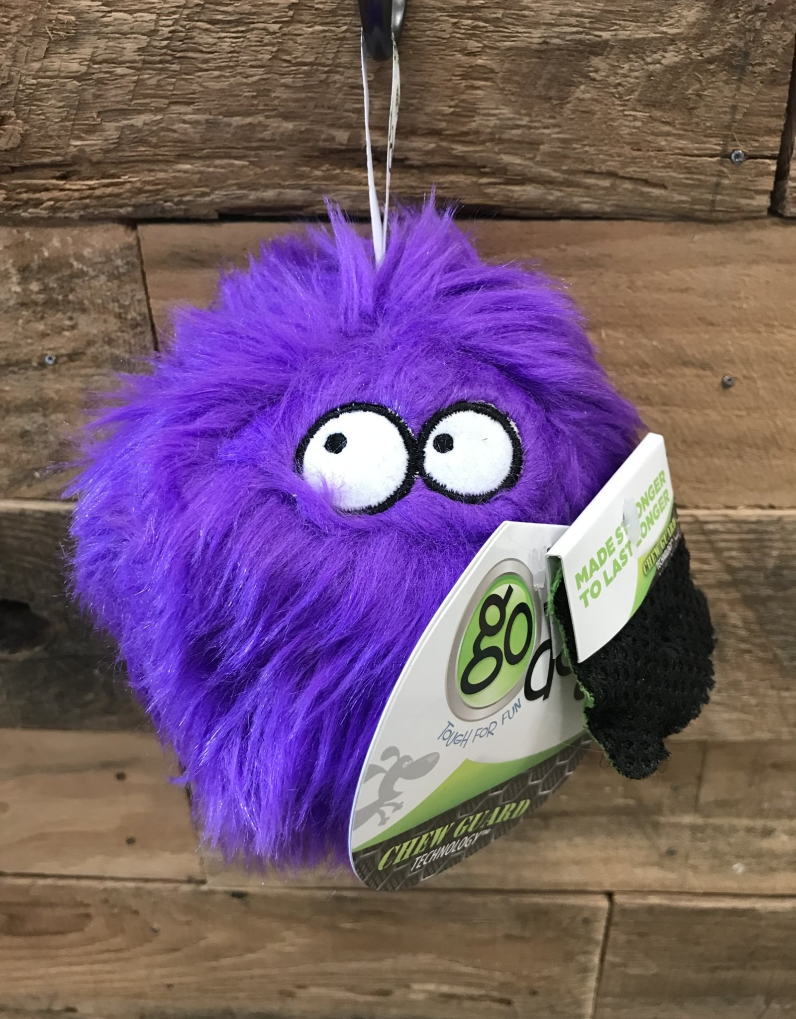 GoDog furballz purple sm