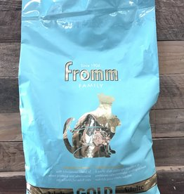 Fromm Family Foods Fromm Gold adult Cat 10#