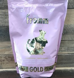 Fromm Family Foods Fromm Gold Kitten 4#
