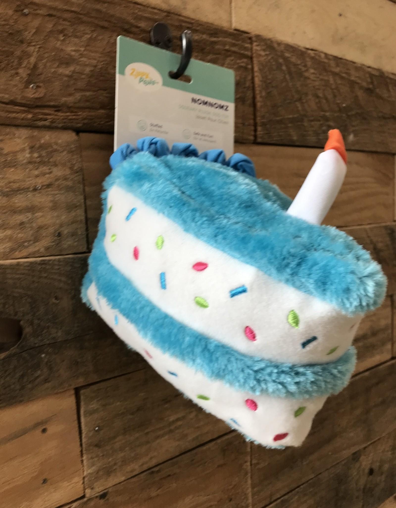 Zippy Blue Birthday cake