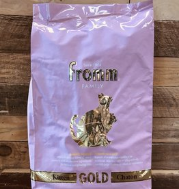 Fromm Family Foods Fromm Gold Kitten 10#