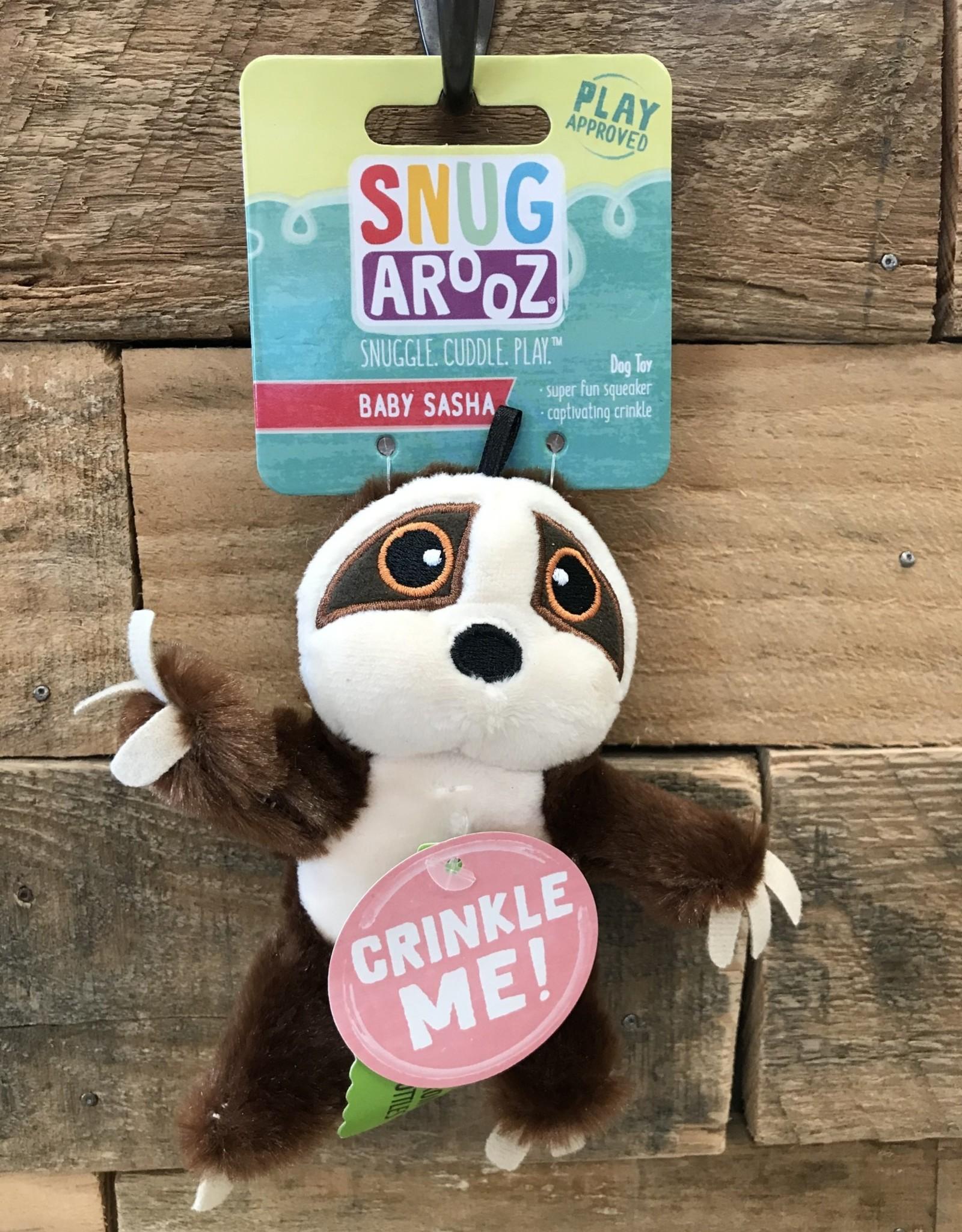 SNUGAROOZ SNUGAROOZ Baby Sasha The Sloth
