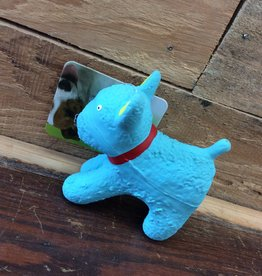 Coastal Pet Products COASTAL LIL PALS LATEX BLUE DOG