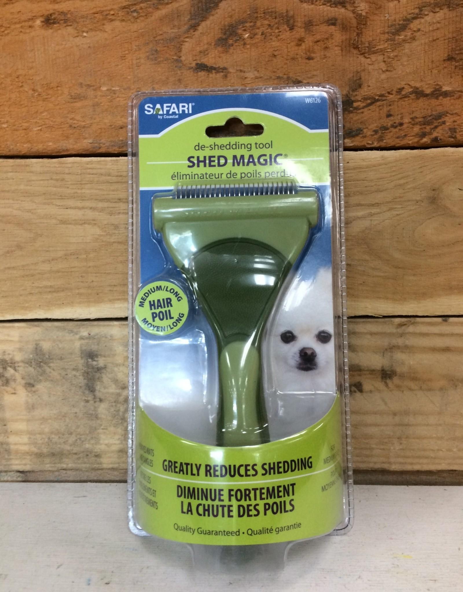 Coastal Pet Products COASTAL SAFARI SHED MAGIC - DOG MED