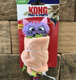 Kong Pull-A-Partz Purrito Cat Toy