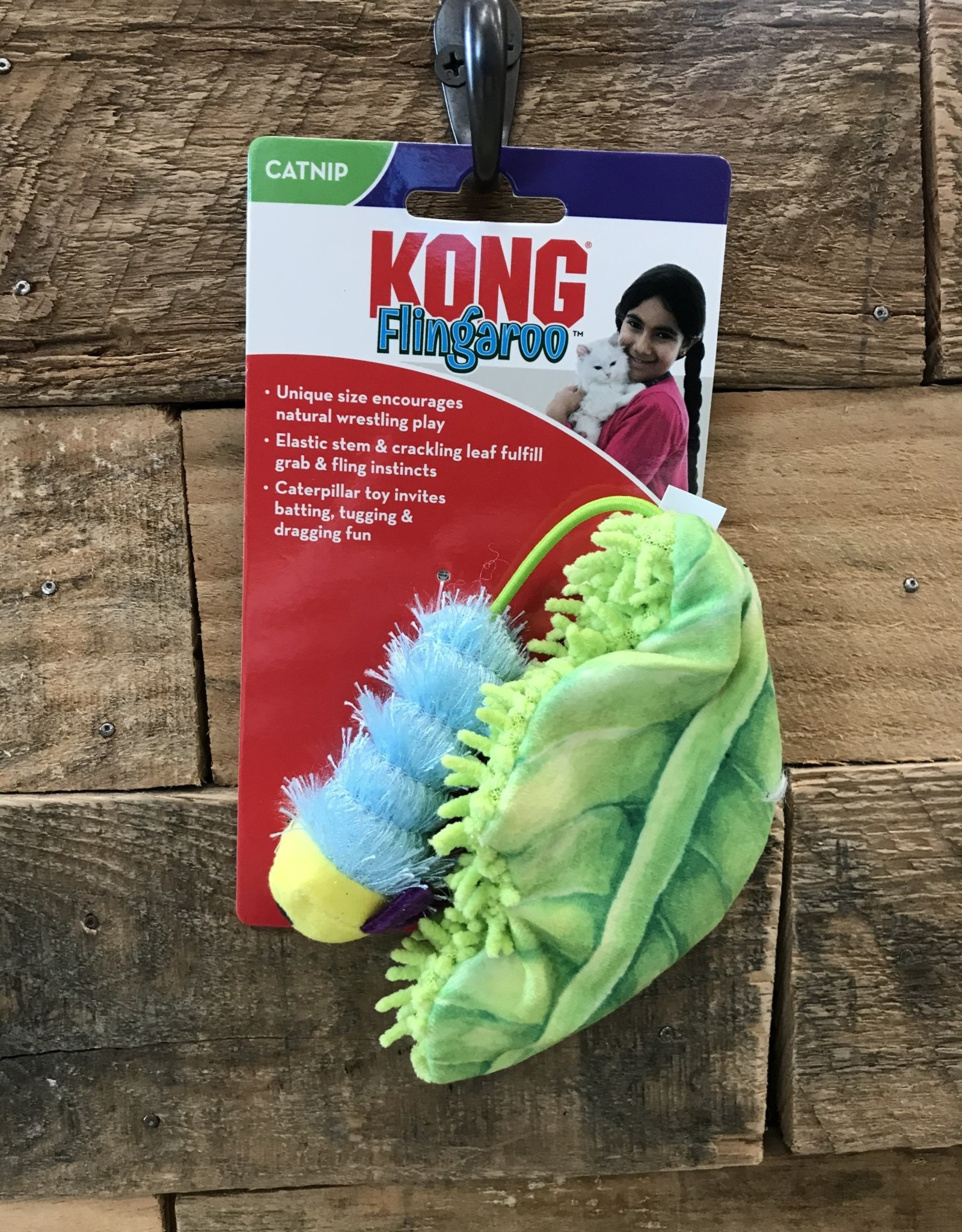 Kong Flingaroo Caterpillar
