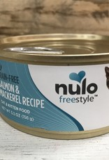 Nulo Nulo FreeStyle 5.5oz Grain Free Cat Salmon & Mackerel