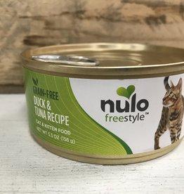Nulo Nulo FreeStyle 5.5oz Grain Free Cat Duck & Tuna