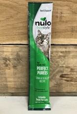 Nulo Nulo FreeStyle 5oz  Grain Free Cat Tuna & Scallop Puree Sachet treat