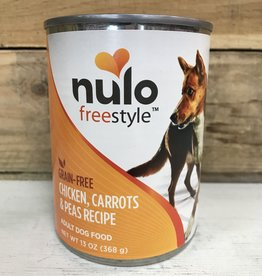 Nulo Nulo FreeStyle 13oz Grain Free Chicken, Carrots & Peas