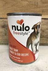 Nulo Nulo FreeStyle 13oz Grain Free Adult Trim Turkey & Cod