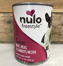 Nulo Nulo FreeStyle 13oz Grain Free Beef & Vegetable dog