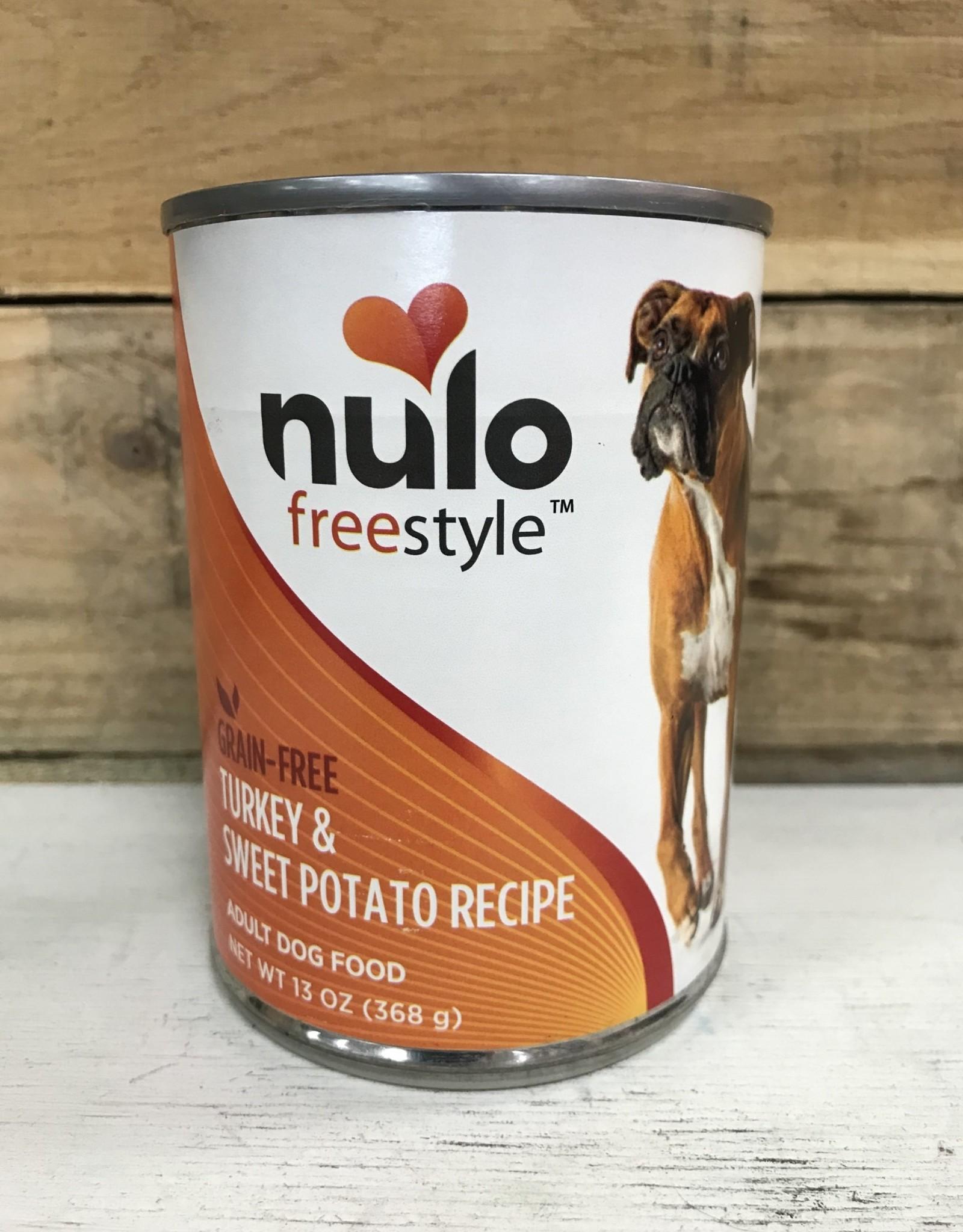 Nulo Nulo FreeStyle 13oz Grain Free Turkey & Sweet Potato